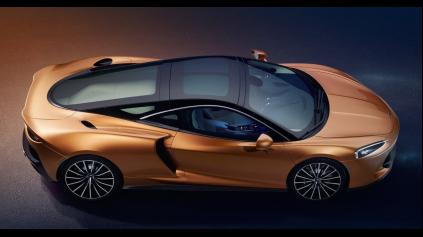 Superšport McLaren GT objemom kufra dorovná Octaviu