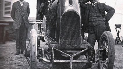 EXTRÉMNY FIAT IDE DO GOODWOODU! 290 KONÍ Z ROKU 1911