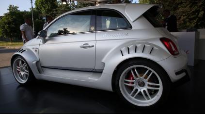 POZNÁTE ŠIBNUTEJŠÍ FIAT 500 NEŽ GIANNINI 350GP?
