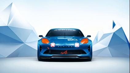 Renault ukázal ako bude vyzerať nová, dlho očakávaná Alpina