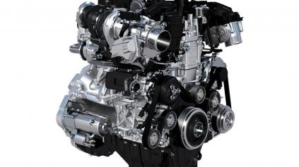 Jaguar má nové motory