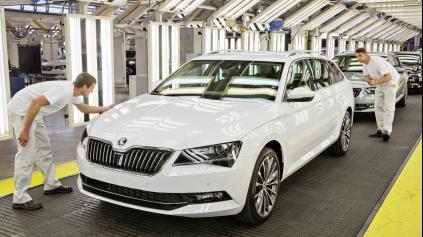Odbory Škoda Auto nechcú presun výroby typu Superb do Nemecka