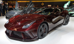 Mansory LaRevoluzione: 1250 koní vo Ferrari F12