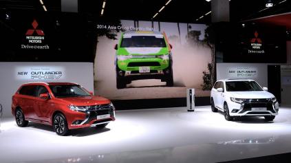 V Nemecku je po Mazde druhou najspoľahlivejšou značkou Mitsubishi