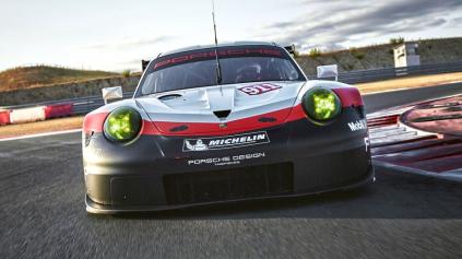 Porsche 911 a motor v strede? Realita!