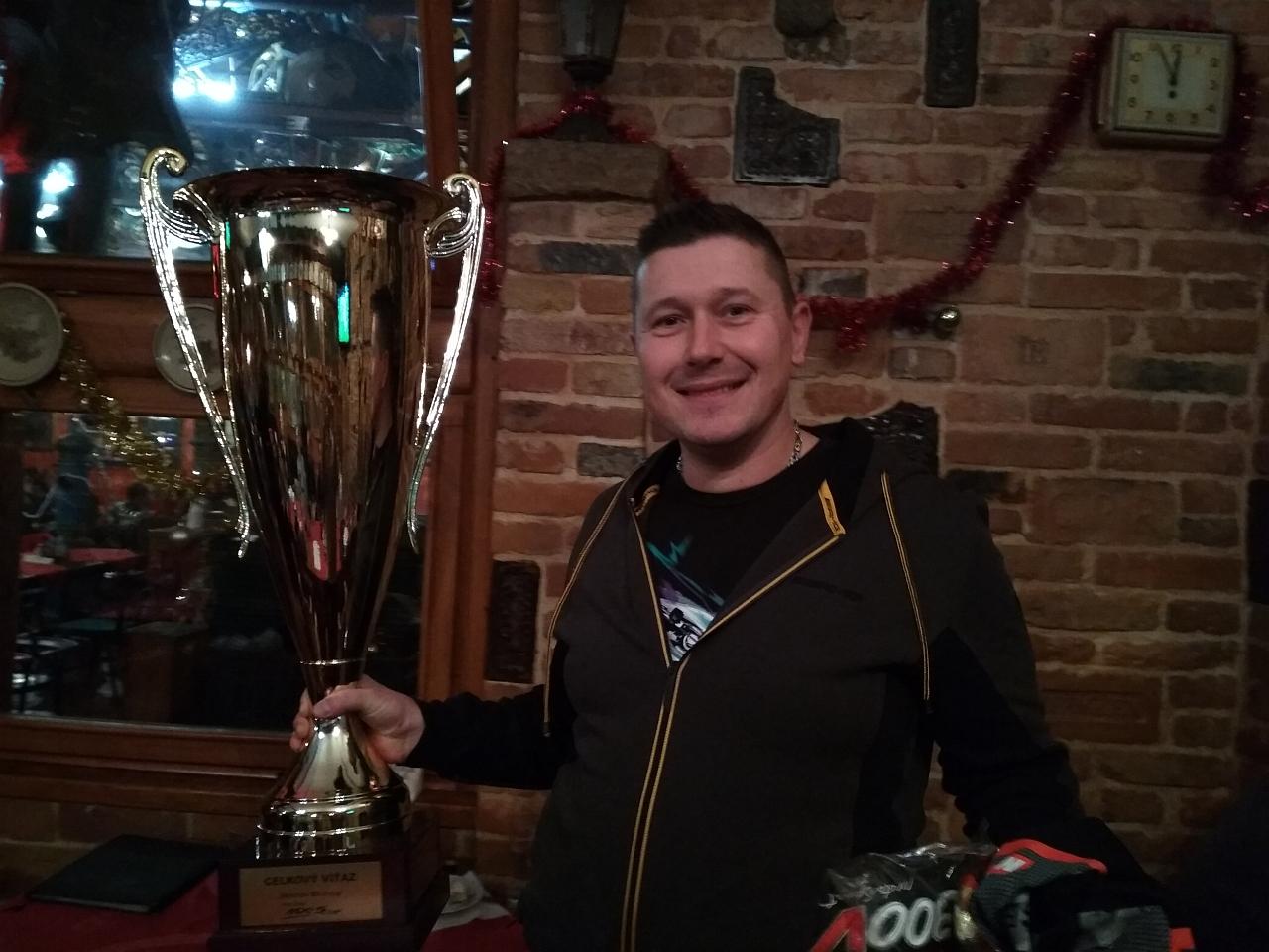 Rastislav Szalay je šampión Inter Cars MX-5 Cupu 2018