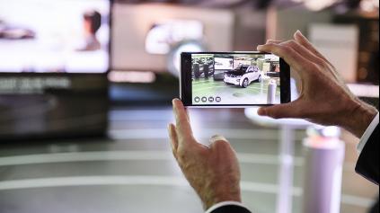 V niektorých predajniach BMW bude 3D vizualizácia ponúkaných modelov