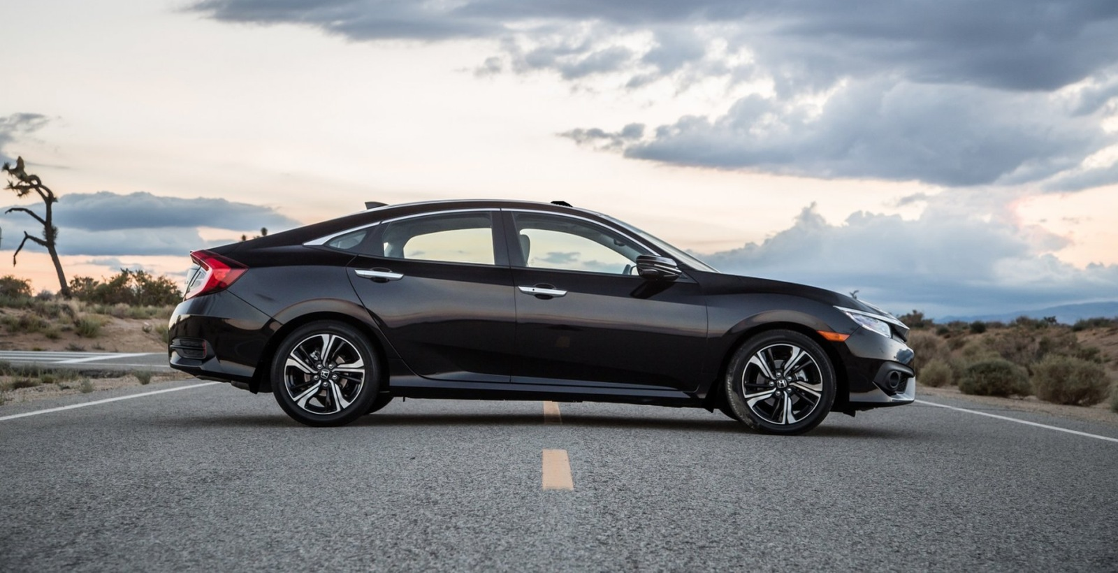 2016 nova Honda Civic pride do Europy