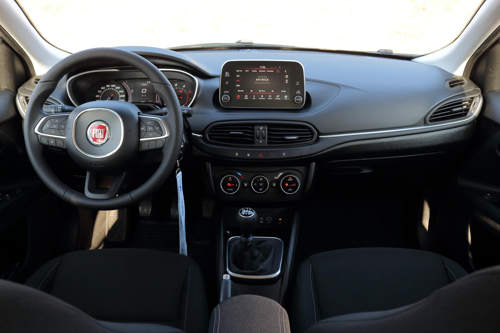 Fiat Tipo Kombi ceny