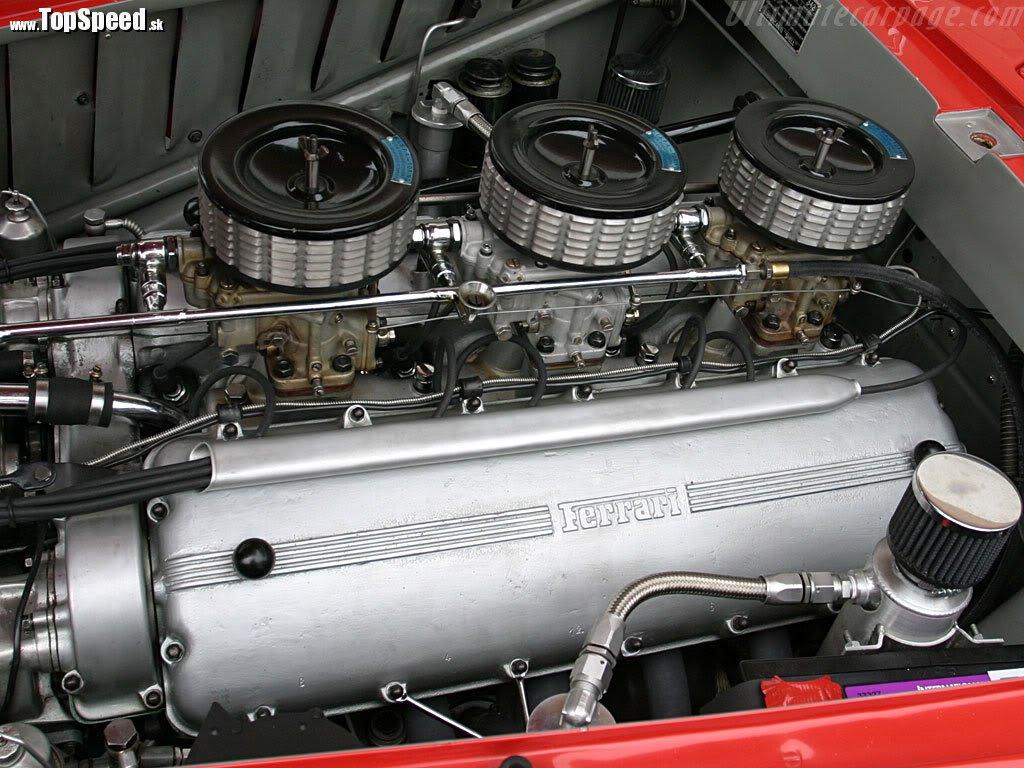 Motor, teda srdce slávneho Ferrari 340 Mexico