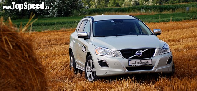 Test Volvo XC60 D5 R-design