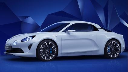 Alpine Vision je koncept. Nástupcu legendy A110 stále čakáme