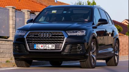 Test: Audi Q7 3.0 V6 TDI