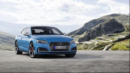 Aj Audi S5 TDI bude poháňať nafta s elektrickým kompresorom