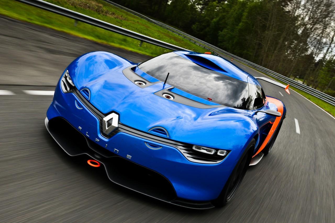 Renault Alpine A110 príde na trh najskôr o 3 roky.