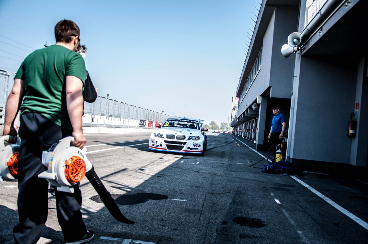 BMW 320 TC WTCC