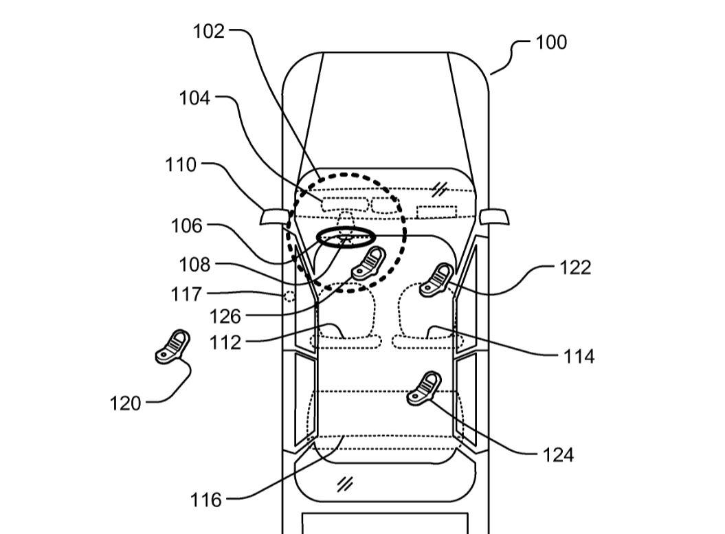 Hyundai patent