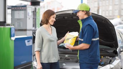 OMV V LETE POSKYTUJE PERFEKTNÚ STAROSTLIVOSŤ O VAŠE AUTO