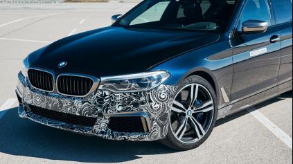 ELEKTRICKÉ BMW SO ZRÝCHLENÍM NA STOVKU POD 3 SEKUNDY?