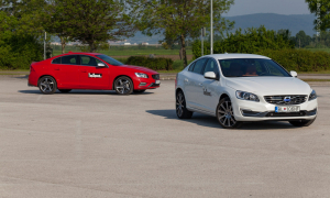 TopSpeed.sk test Volvo S60