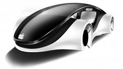 Tajný projekt Titan odhalený - Apple testuje autonómne auto