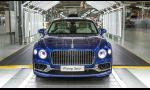 O ručnú výrobu nového Bentley Flying Spur sa stará 200 ľudí