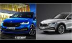 Ako môže vyzerať nová Škoda Octavia RS a Scout?