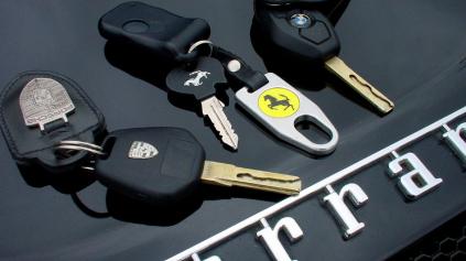 Mobilný telefón s NFC môže nahradiť klasické kľúče od auta
