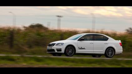 Test: Škoda Octavia III RS TDI DSG