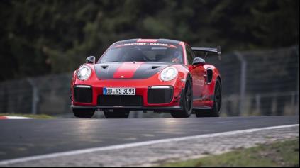 ÚPRAVY MANTHEY RACING PRE PORSCHE 911 GT2 RS STOJA TAKMER 100-TISÍC