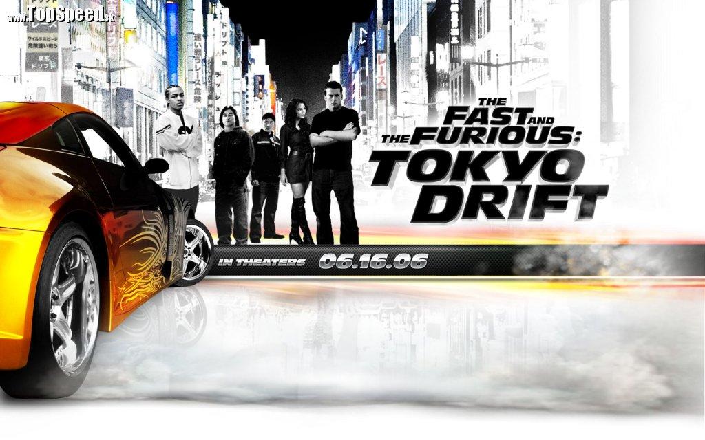 The Fast and the Furious: Tokyo Drift (2006). Horšia bola už len dvojka...