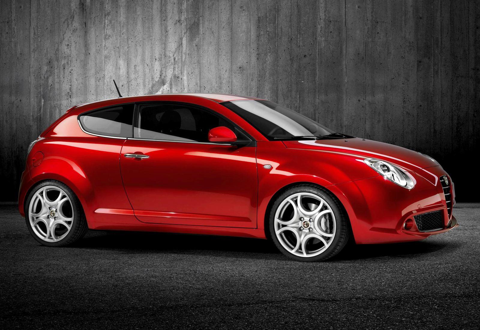 Alfa Romeo MiTo predala na Slovensku v roku 2016 len jeden kus