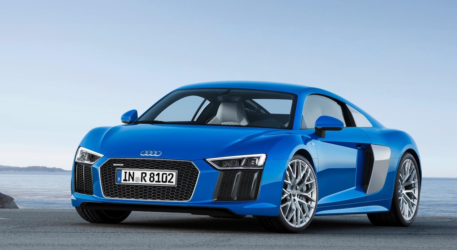 Audi R8 II. generácie kúpil jeden slovák