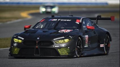 BMW M8 GTE má najefektívnejší pretekársky motor v histórii BMW