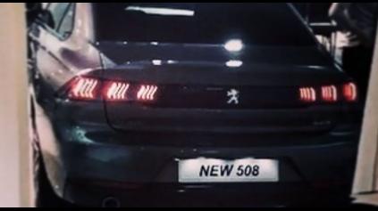 Kedy uvidíme nový Peugeot 508?