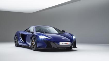 McLaren predstavil kríženca. Spoznajte 650S