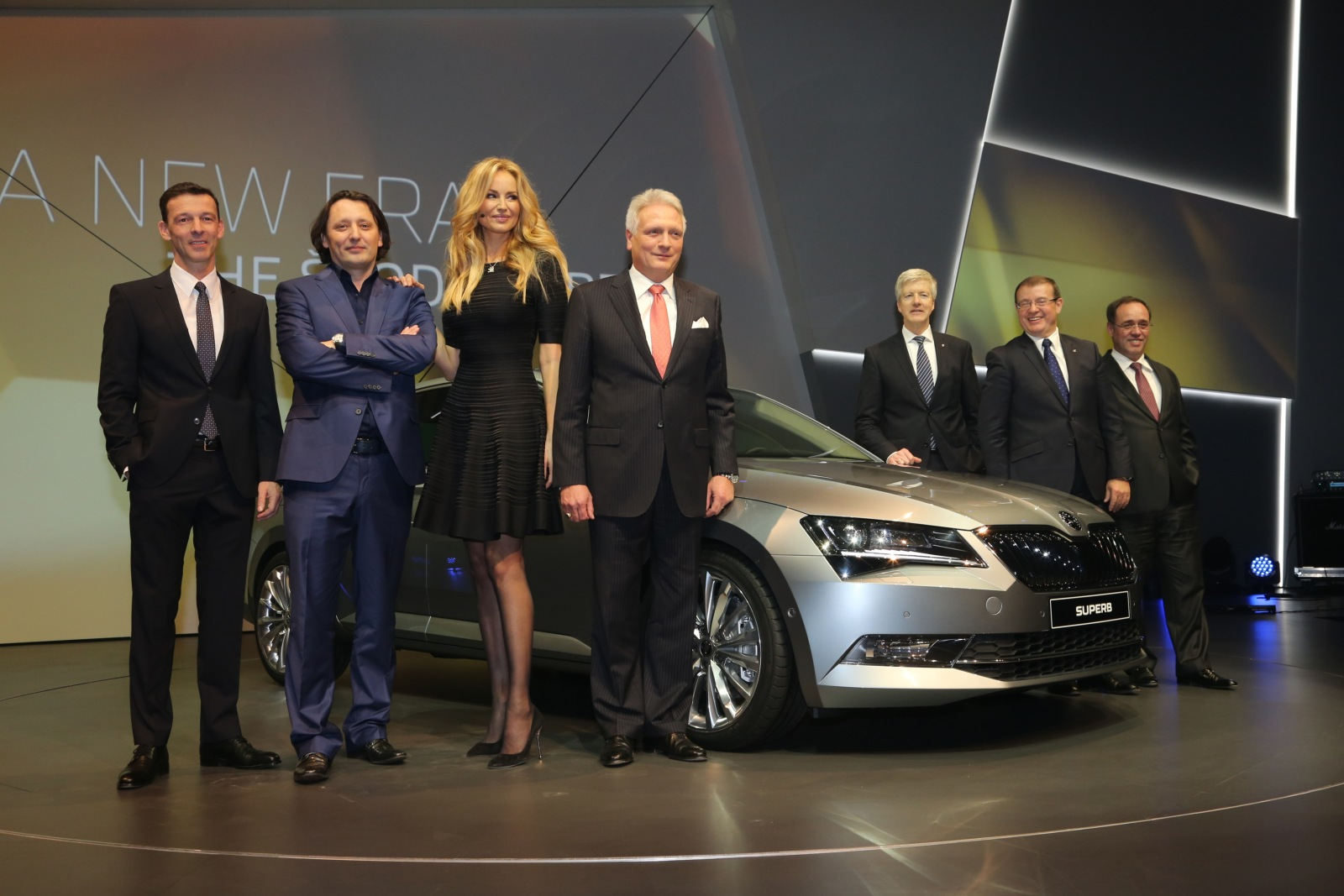 2015 Skoda Superb lifback III. generation