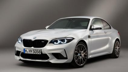 BMW M2 Competition je tu