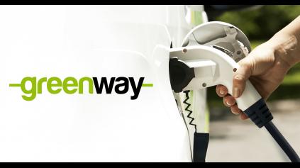 GreenWay spoplatnilo nabíjanie pre elektromobily, lacné nie je
