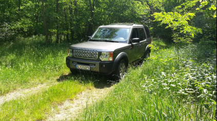 TEST JAZDENKY LAND ROVER DISCOVERY 3 - L319 (2004 - 2009)