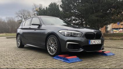BMW M140I 4X4 TEST