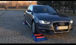 Audi A4 quattro B8 4x4 test
