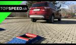 Ford Kuga C250 4x4 test
