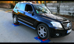 Mercedes GLK 4x4 test (typ X204)