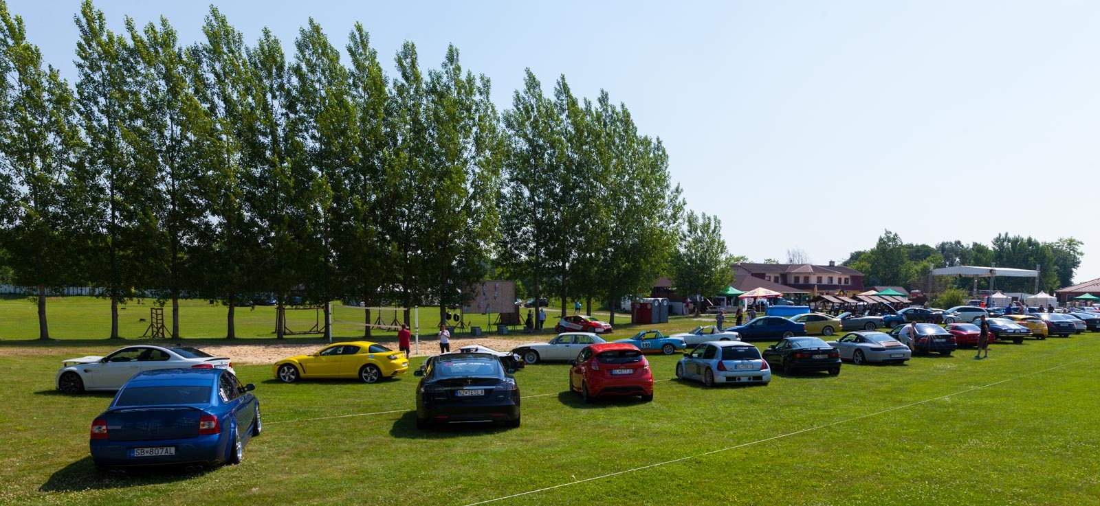 CarFans Party - report a fotogaleria