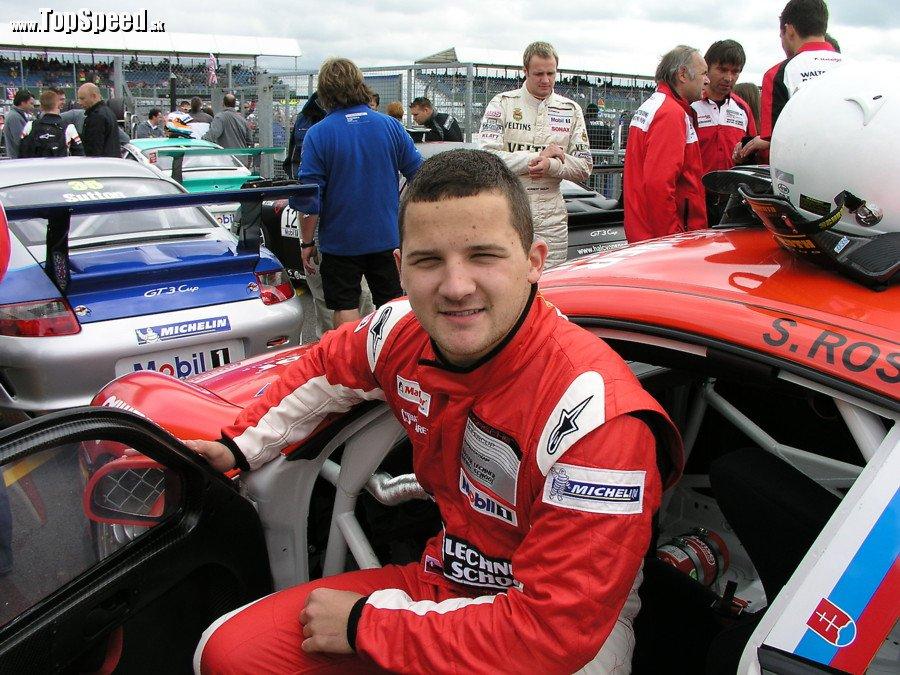 Počas tohto víkendu Slovákom svoje umenie predstaví najrýchlejší a najúspešnejši slovenský jazdec Štefan Rosina.