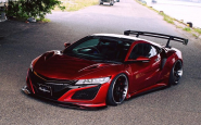 HONDA NSX OD LIBERTY WALK JE TOP JDM ŠPORTIAK