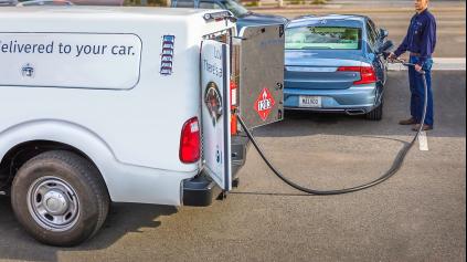 S Volvom už nebudete musieť chodiť na pumpu, či do servisu!