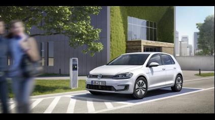 Faceliftovaný VW e-Golf zvládne reálne 200 km