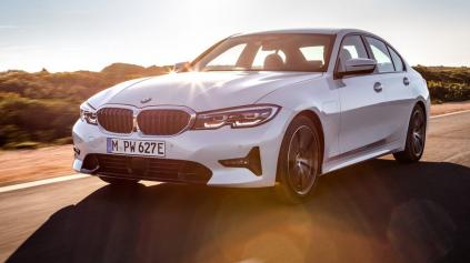 BMW 330e je dôkaz, že športový hybrid existuje